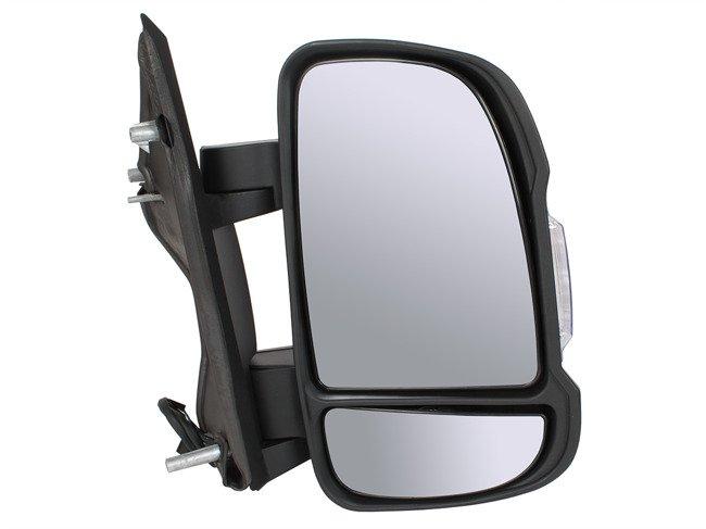 Außenspiegelglas Rechts Unten Manueller Spiegel Fiat Ducato 250 OE 71748249